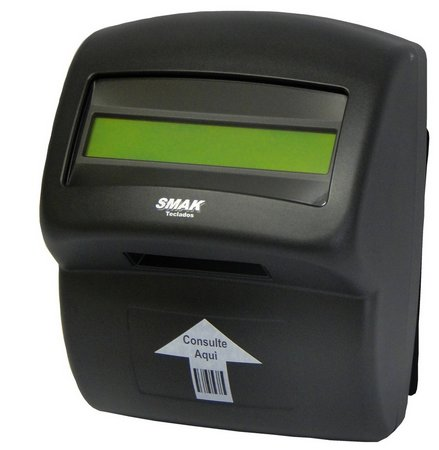 Micro Terminal de Consulta Smak Wi-Fi
